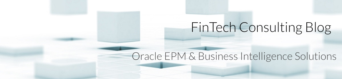 Oracle EPM and Business Intelligence